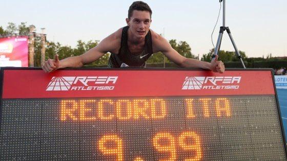 Il record di @FilippoTortu, atleta della @GDF, ci rende orgogliosi e porta in alto il nome dell'#Italia. Grazie di cuore!  - Ukustom