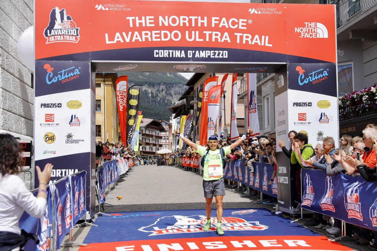 Congrats @paucapell on a second place finish today at the @LavaredoUT. Finishing in 12h20min, Pau had an epic race.