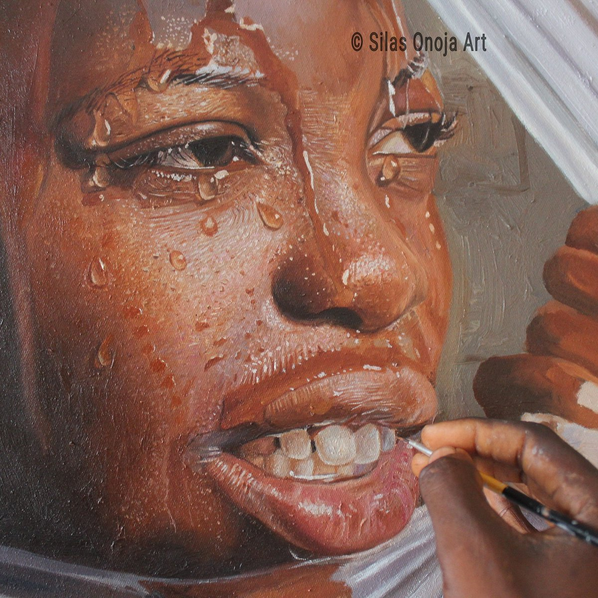 WIP...  Details...  oil on canvas <br>http://pic.twitter.com/pi7ZhX5awh