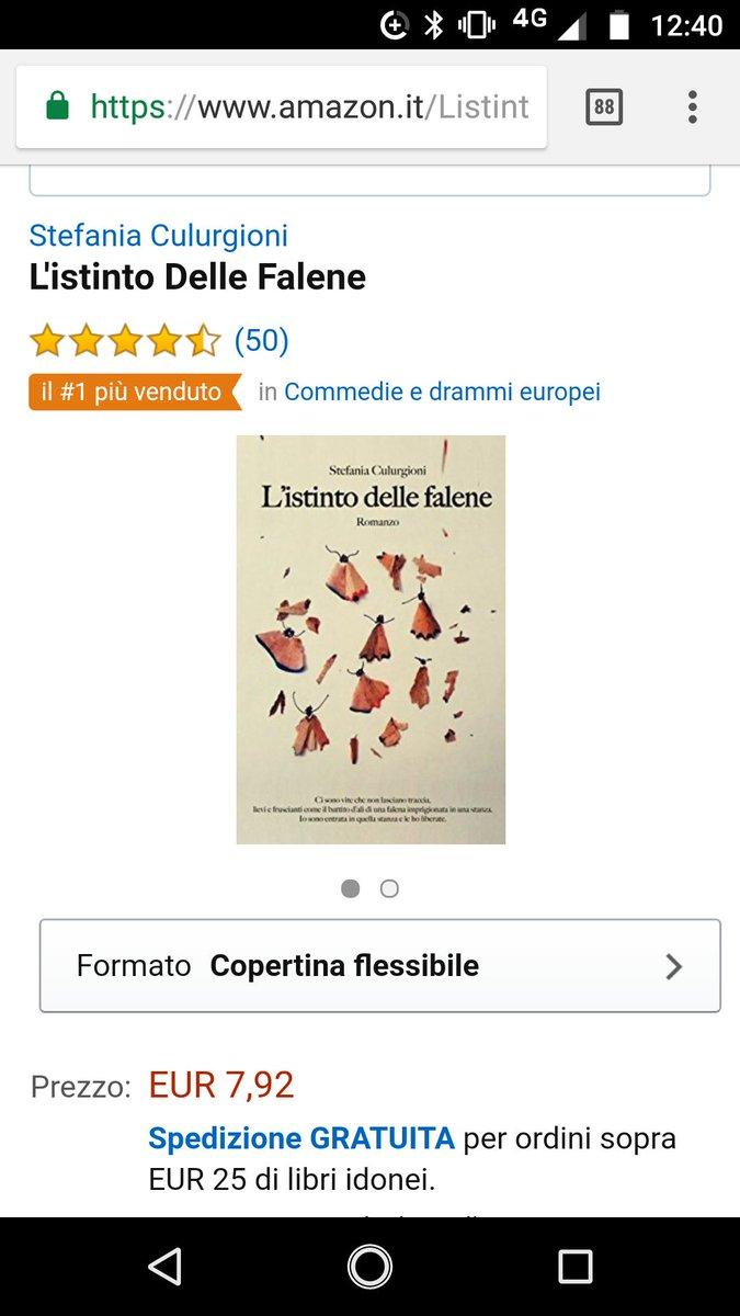 Il più venduto nella sezione Commedie e Drammi europei! @Amazon @CreateSpace @listintodellefalene #selfpublished #ebook  - Ukustom