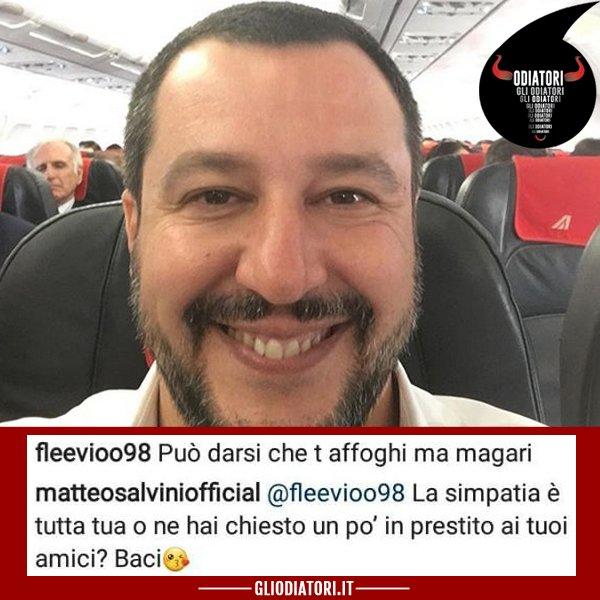 Morandizzato.#salvini #salvinimi #leganord #haters #politica #governohttp://gliodiatori.it  - Ukustom