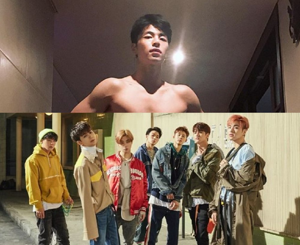 Koo Jun Hoe shares a photo of his six pack abs on SNS + iKON members make hilarious comments  https://t.co/axsgUlcIHw
