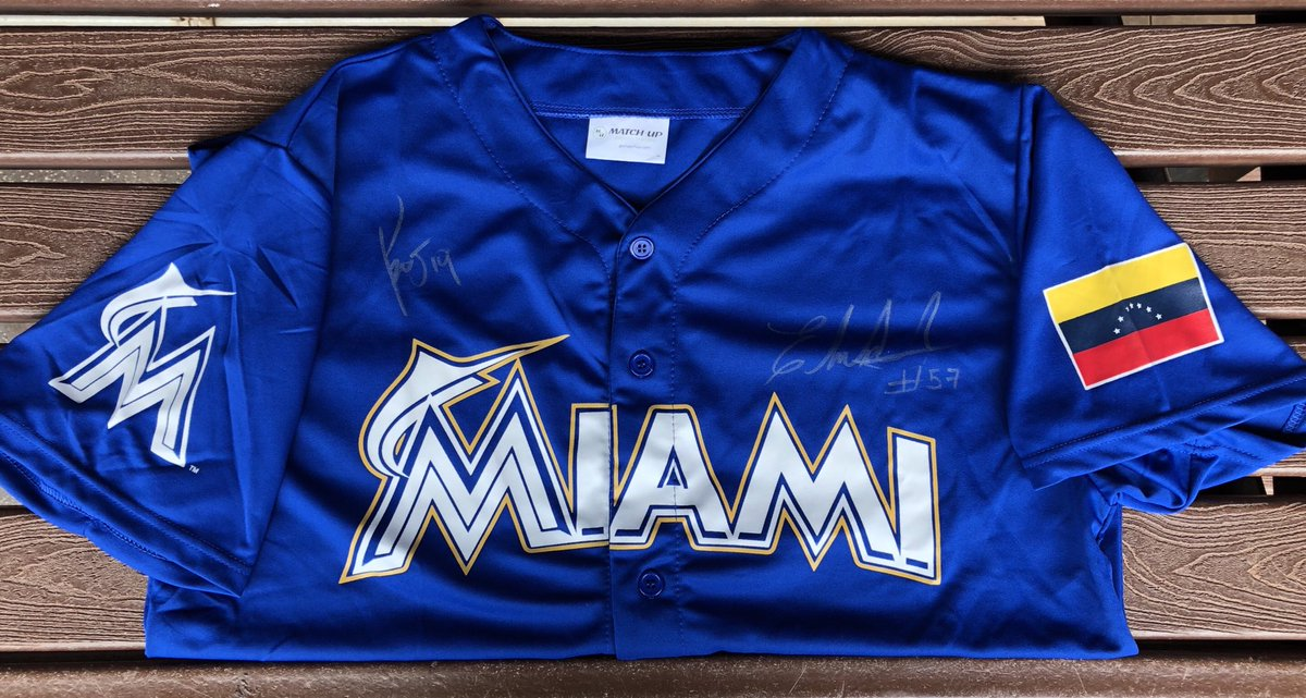 huge discount 89ebd 54aba Miami Marlins on Twitter: