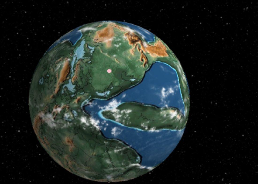 известно картинки наша планета миллионы лет назад таманской дивизии