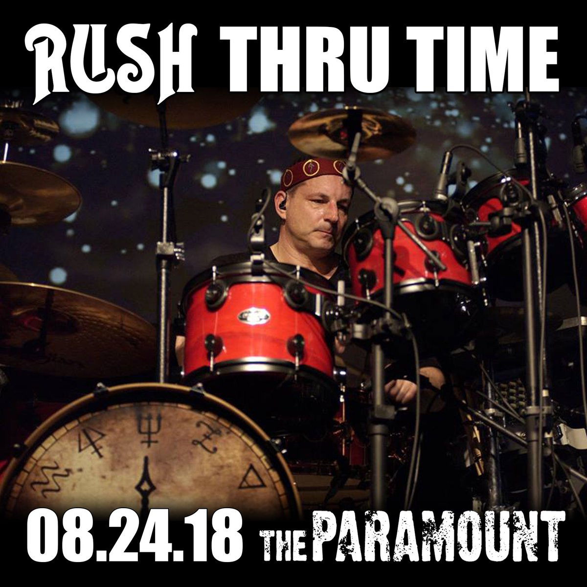 RUSH FANS...come celebrate the 40+ year legacy of Rush in one amazing show! And with tickets only $15-$30, you can introduce your kids to this timeless music! RUSH THRU TIME @paramountny Huntington, NY on Friday, Aug 24, 2018. Get your tickets TODAY at:  http:// ow.ly/G9Ke30kBYHE  &nbsp;  <br>http://pic.twitter.com/jSaFINCKUS