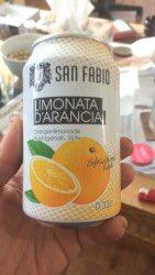 limonata d'arancia san fabio