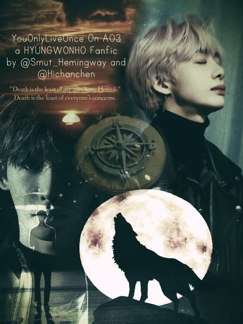 《《FANFIC UPDATE 》》  &quot;Being with you makes me feel alive.&quot;  You Only Live Once  #YOLO  7th CHAPTER   https:// archiveofourown.org/works/14894387 /chapters/34773143 &nbsp; …   A #hyungwonho FF by @Smut_Hemingway &amp; @Hichanchen   We  You, our B-readers and Monsta X  #2won  #형원호  #원채   Fanedit by @crinklyears <br>http://pic.twitter.com/UfivPGJ4oZ