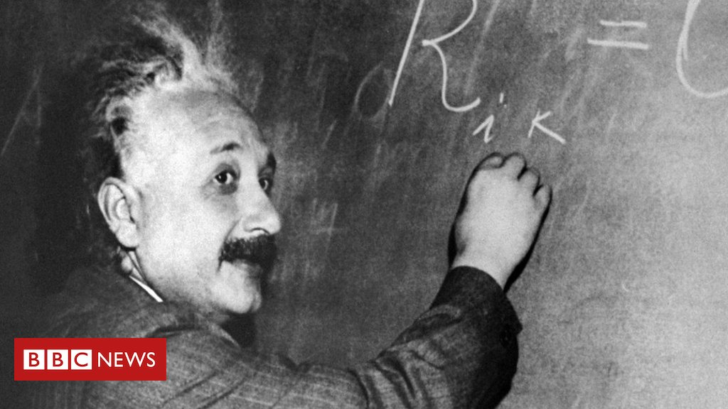 #MaisLidas Diários de Einstein revelam racismo e xenofobia desconhecidos https://t.co/LR1k0Rqexb