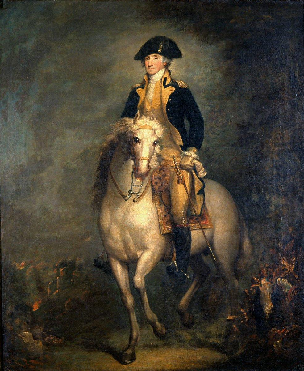 george washington commander in chief