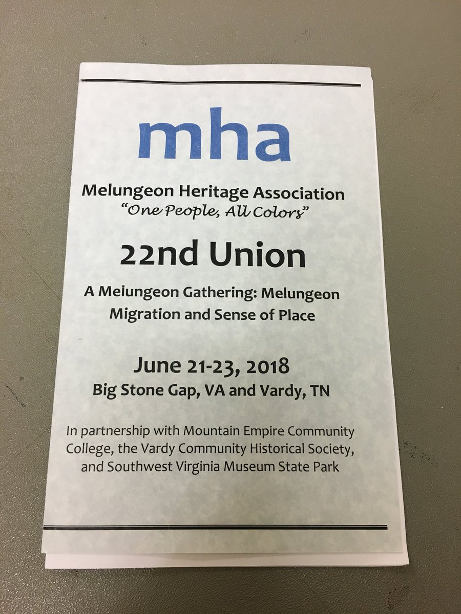 melungeon heritage