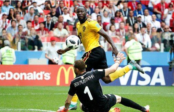 هدف بلجيكا الثالث في مرمى تونس