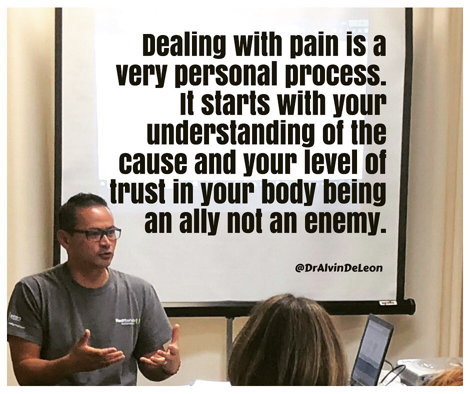 Unfortunately there's not one method that works for everyone. #Painmanagement is a challenging aspect of #healing that takes extraordinary levels of #selfawareness and #trust in order to feel comfortable with. #Itspersonal #chronicpain #learnGNM #psychebrainorgan #itsmeaningful<br>http://pic.twitter.com/Oj83hV10SD