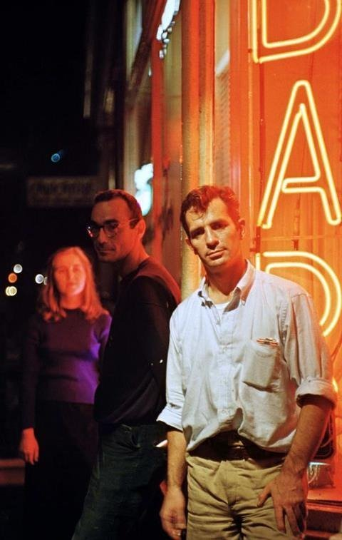 """""""We'd stay up 24 hours drinking cup after cup of black coffee, playing record after record of Wardell Gray, Lester Young, Dexter Gordon, Willie Jackson, Lennie Tristano and all the rest, talking madly about that holy new feeling out there in the streets."""" Jack Kerouac #Jazz<br>http://pic.twitter.com/gRbS9Hpb9t"""