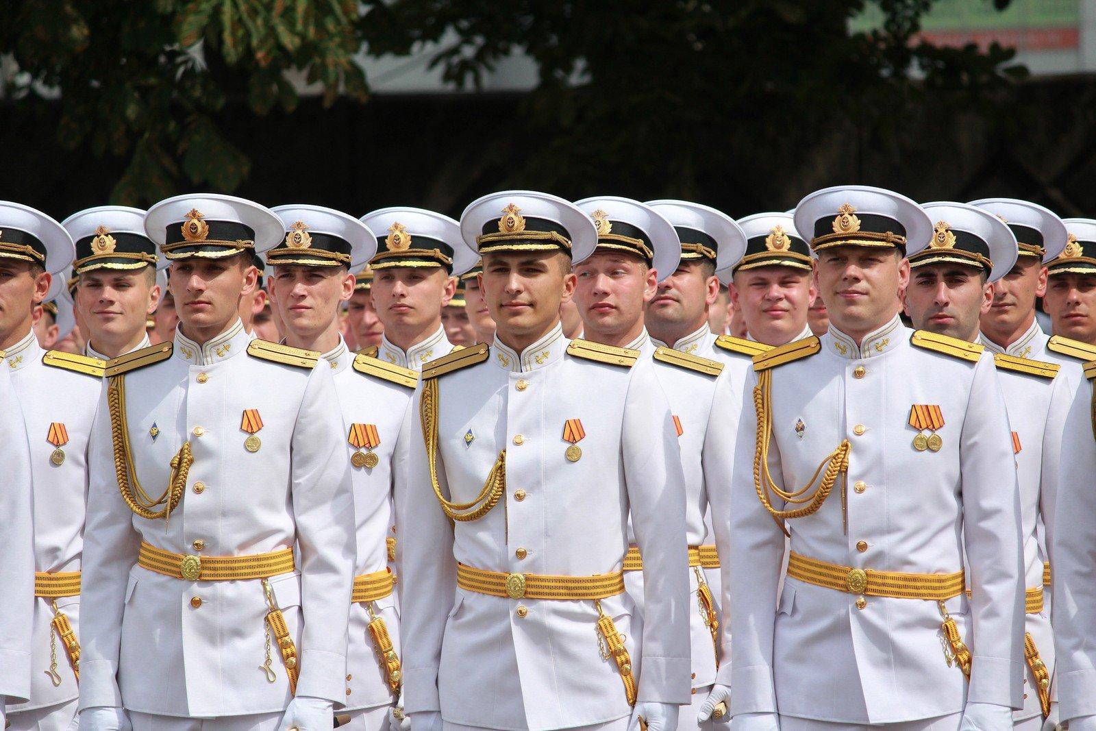 немого фото офицеров военно морского флота через три месяца