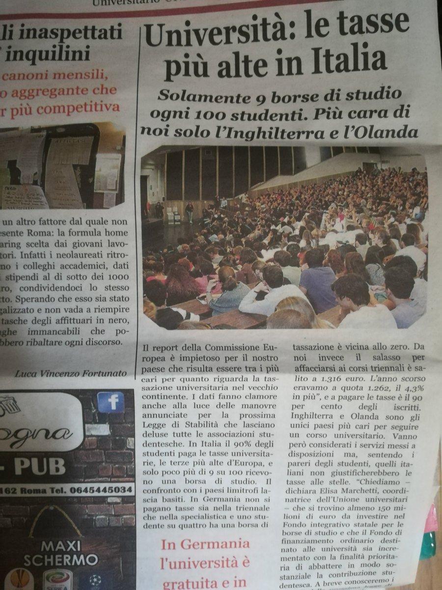 @TNannicini E se gli studenti universitari hanno votato in massa #m5s @M5S_Camera fatevi qualche domanda tipo questa, invece di pensare alle finte fake foto di gente in fila alla Posta per il #reddito di #cittadinanza...  - Ukustom