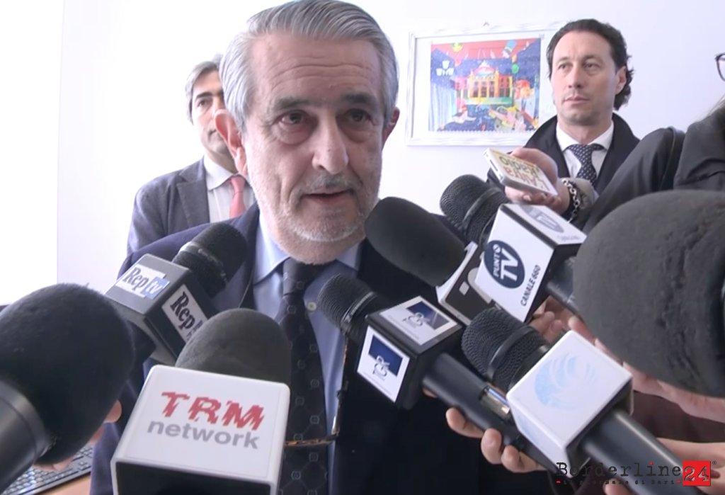 """#Bari, il #Procuratore #Volpe contro il #Decreto del #Governo che sospende i processi: """"E\"""