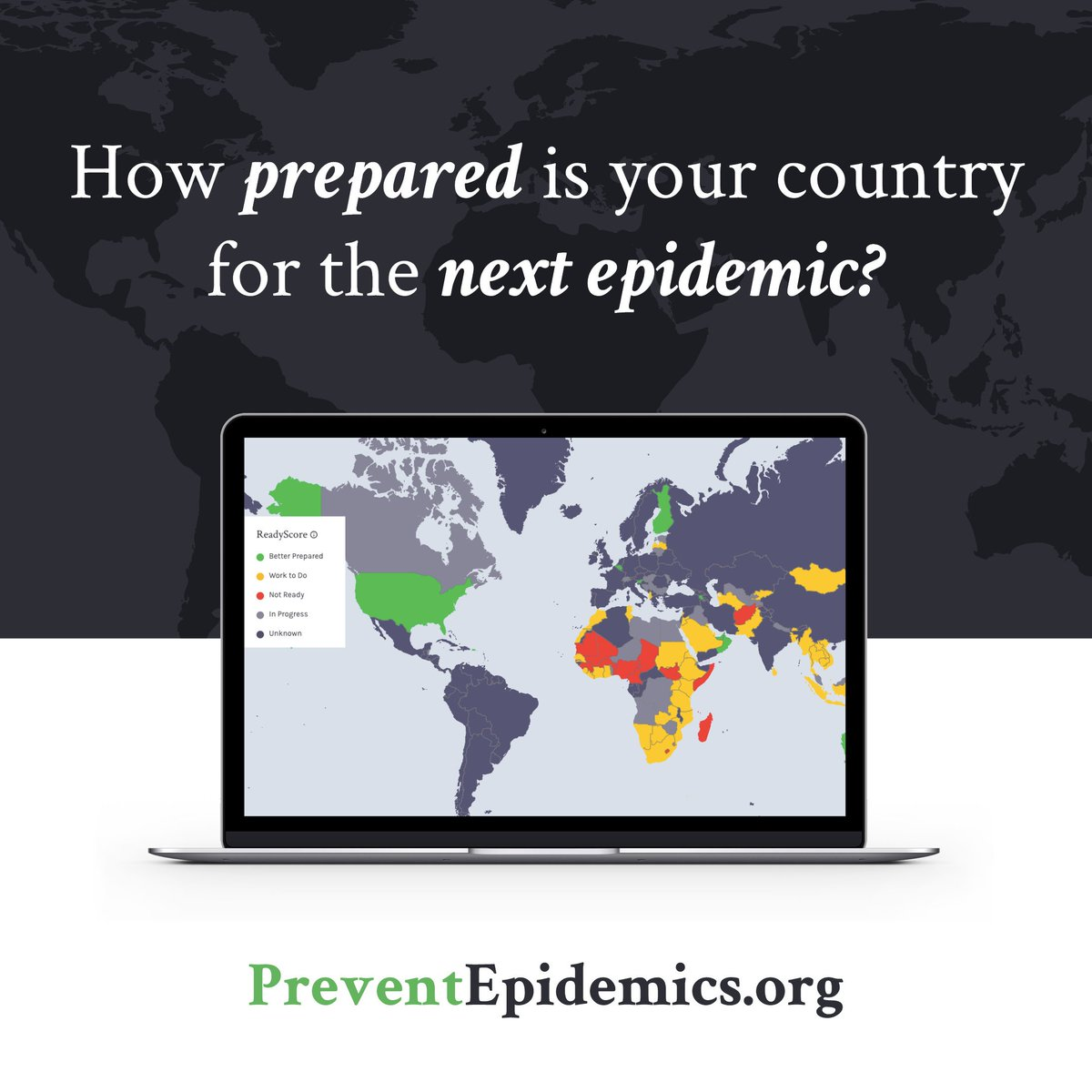 test Twitter Media - https://t.co/OtYkKf8wzJ spotlights gaps in preparedness and highlights actions countries, donors, activists, and organizations can take to fill them. Is your country prepared? #PreventEpidemics https://t.co/geQbn1PWwP https://t.co/8WqfxbADyl