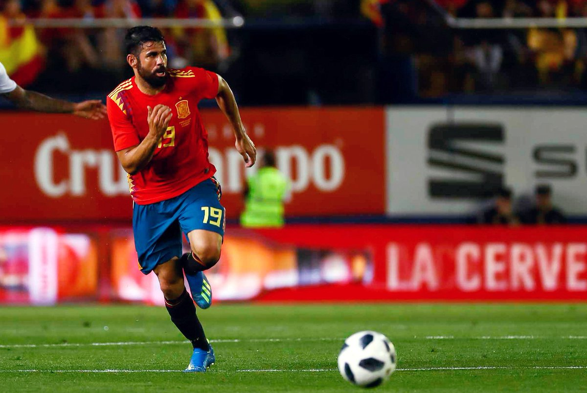 2018 FIFA World Cup: Spain vs Morocco - Match Preview 2
