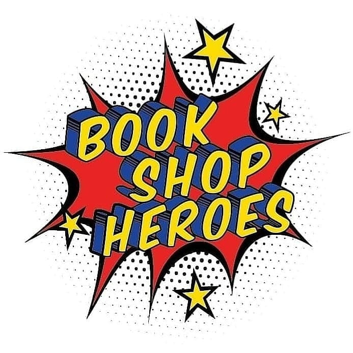 Our final #BookshopHero is our wonderful owner, Ian. Four years ago when the future looked uncertain, Ian saved our little shop. He does all the boring stuff, keeps us afloat and very rarely takes any credit. He also buys us coffee. #IBW2018