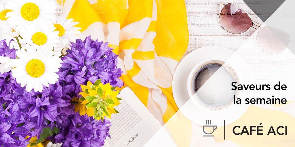 test Twitter Media - Les #SaveursDeLaSemaine du #CaféACI : la meilleure façon de célébrer le premier week-end de l'été 🌞. Bonne dégustation! https://t.co/S9oW91Faf9 https://t.co/pfiuTCEf7B