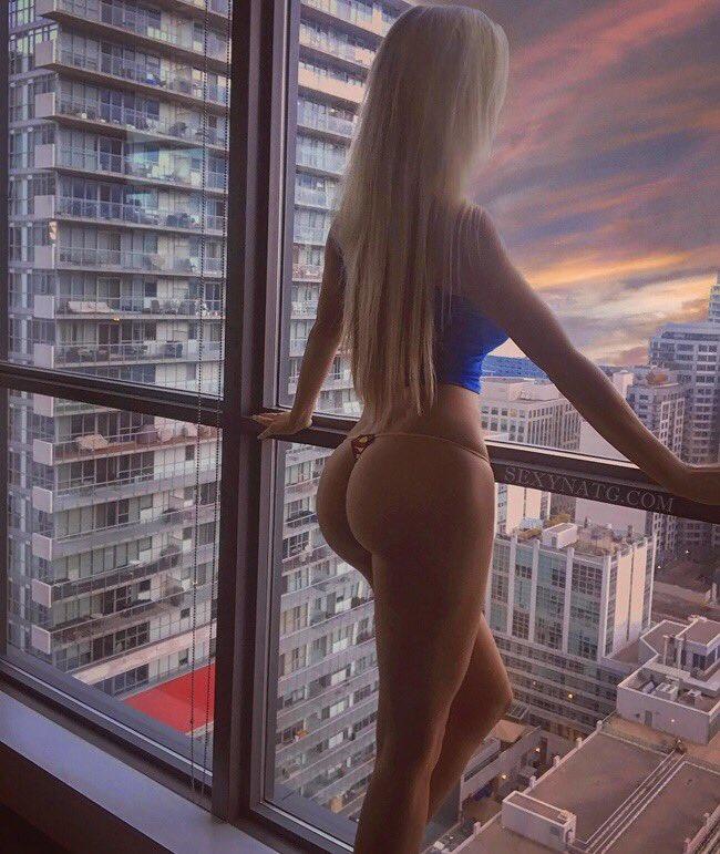 Natalie Gauvreau  - Good morning twitter @SexyNatG