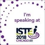 #ISTE18 Twitter Photo