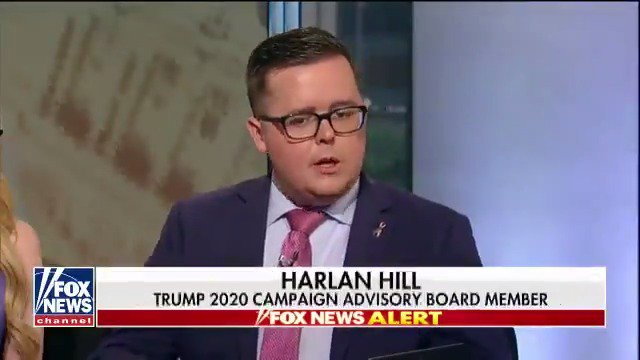 .@Harlan: 'There's a term for this and I don't use it flippantly but it's 'Trump Derangement Syndrome.'' #Cavuto