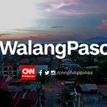 #WalangPasok Twitter Photo