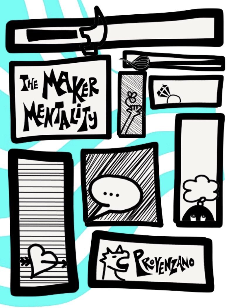 I'm so excited to announce that my new book, The Maker Mentality, is available on Amazon today! #MakerEd #GoogleEI #BookBirthday <br>http://pic.twitter.com/xe1KhDdWeC &ndash; à 6th Floor Rooftop Deck @ Google