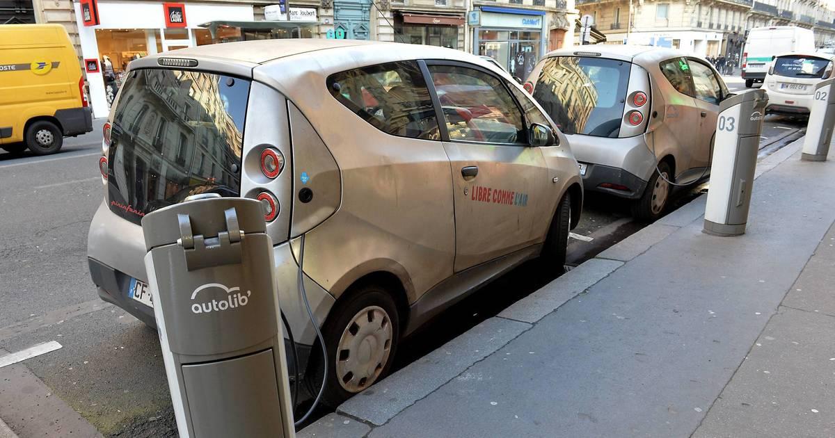 Île-de-France. Le service Autolib' pourrait s'arrêter dès lundi https://t.co/j6DCSoKdhp