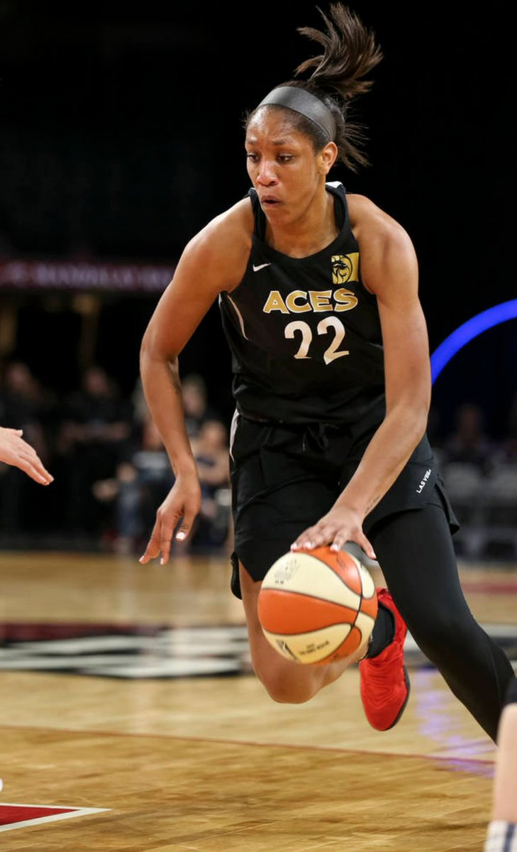 Aja Wilson; All she knows how to do is succeed on a basketball court. Now tasked with rising a new franchise from the ashes of the San Antonio Stars. @nick_lt with the best thing you will read today! #wnbainsidr wnbainsidr.com/insidr/aja-wil…