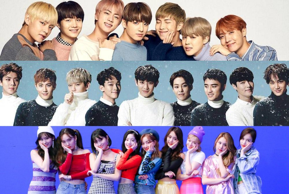 Netizens debate whether the names of idol groups matter or not https://t.co/OjSk5FL8pv