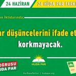 #TercihimHÜDAPAR Twitter Photo