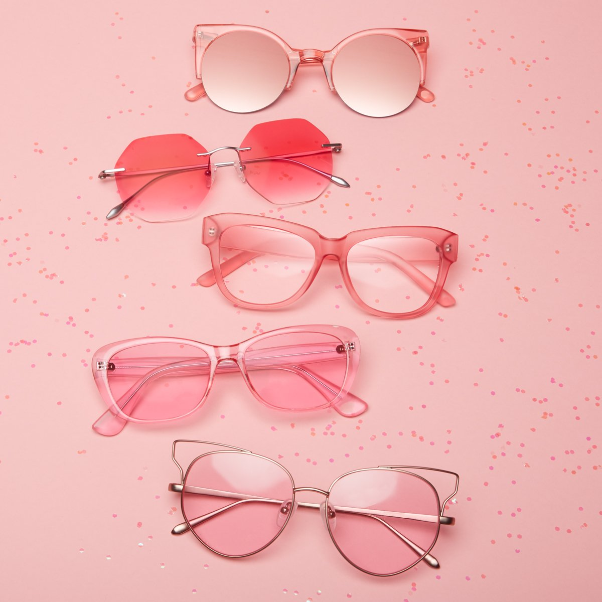 Zenni On Twitter You Can Never Have Too Many Pink Glasses