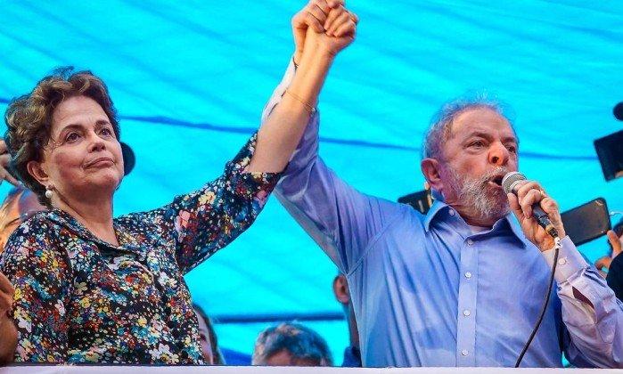 Contexto: Lula e Dilma também faltaram a debates durante campanha eleitoral. https://t.co/lxv6EwGVxm