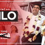 #PueblaConAMLO Twitter Photo
