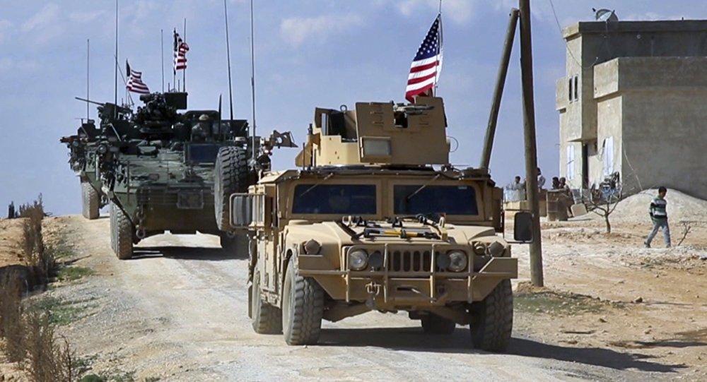 #US sets up a new military base near #Syria's Manbij – Syrian commander https://t.co/t1Lvwloz9x