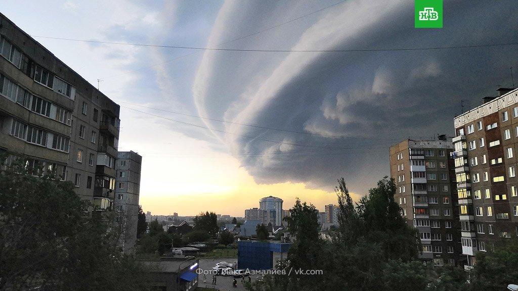 Спасайся кто может! В Барнауле сегодня репетиция апокалипсиса
