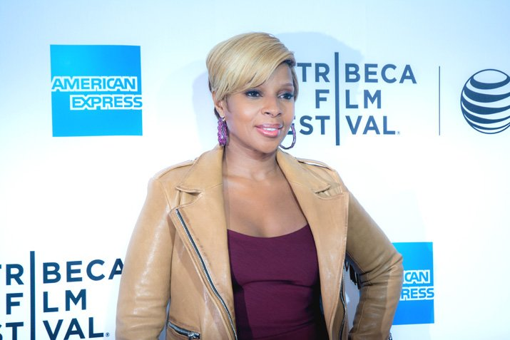Mary J. Blige lands lead role in Body Cam, a horror-thriller film about cops haunted by the ghost of a police shooting victim. bit.ly/2Id7UQE
