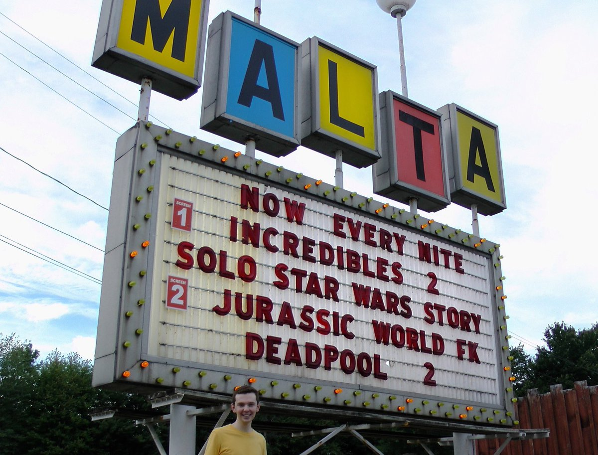 Lightscamerajackson On Twitter A Near All Time Record Crowd At The Malta Drive In Theatre Last Night It Ll Be Packed Again Tonight For Incredibles2 And Jurassicworld Fallenkingdom Please Arrive Early We Want To Get