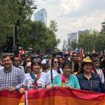#PrideCdmx2018 Twitter Photo