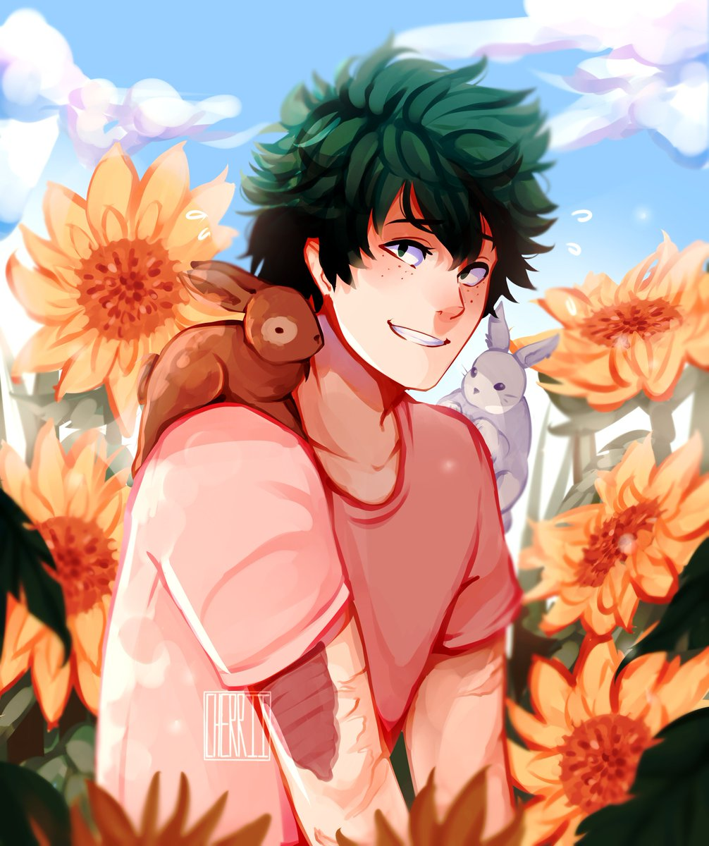 bunny boy     #BNHA #BokuNoHeroAcademia #僕のヒーローアカデミア #fanart #MyHeroAcademia<br>http://pic.twitter.com/rLgZZVqEHk