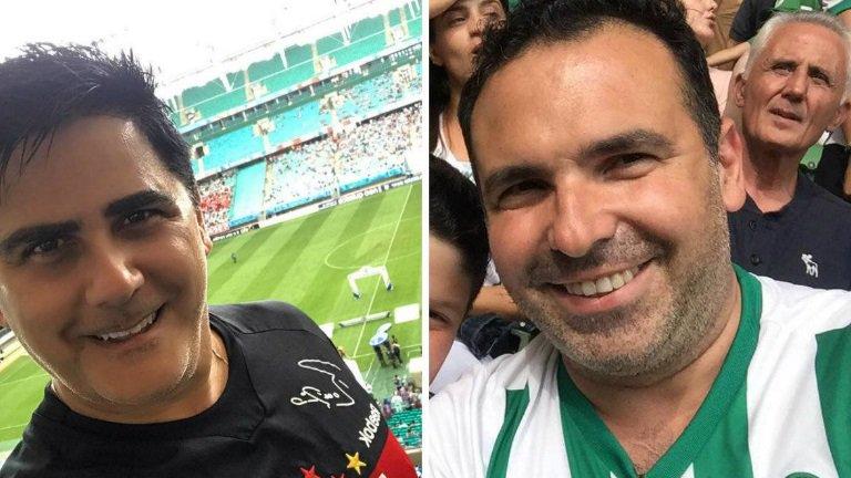 ⚽😃 Fãs de futebol, @RGottino e @CesarFilho se surpreendem com Copa https://t.co/7NEJDOLfQw #R7NaCopa #BalançoGeral