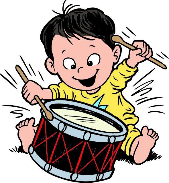 Играть на барабане картинки