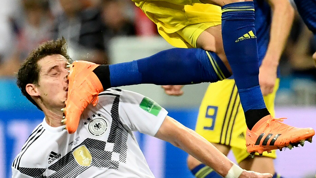 What a photo.  #GERSWE #WorldCup