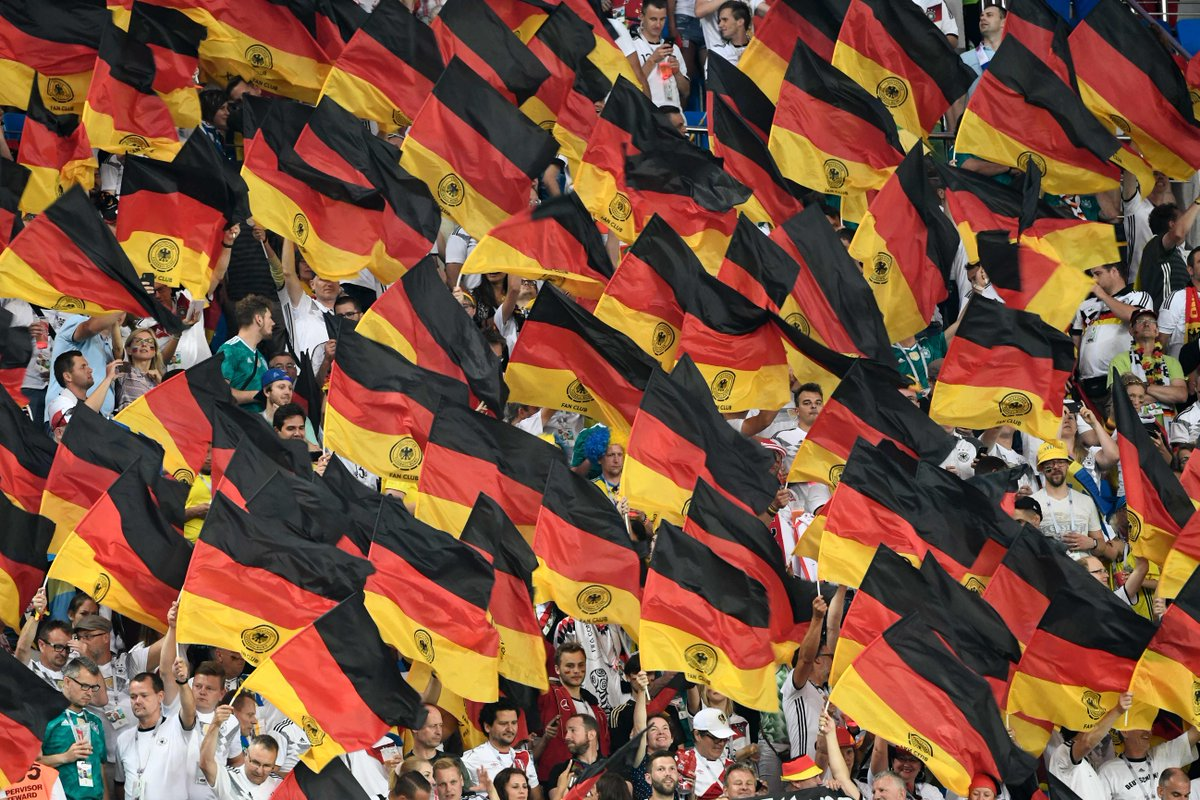 #Mondiali2018 la #Germania pareggia! #GERSWE #WorldCup #GER #SWE #Svezia  https://t.co/ZwGNp8dYix