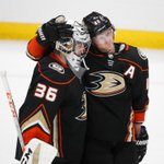 Image for the Tweet beginning: NHL draft: Ducks target forwards,