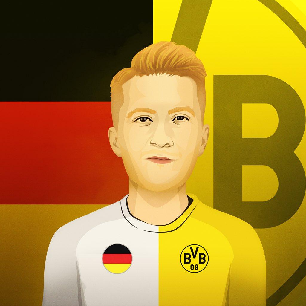 Borussia Dortmund's photo on #Reus