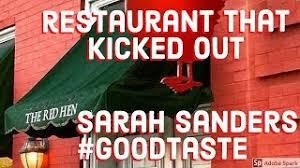 Sarah Sanders Photo
