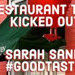 Sarah Sanders Twitter Photo